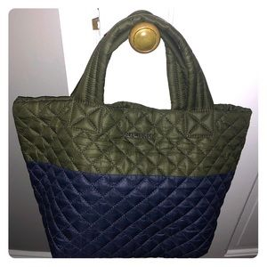 MZ Wallace Quilted Small Metro bag